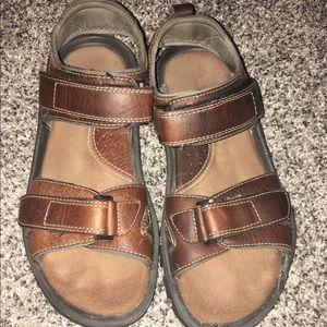 Men's Rockport Brown Sandals - Size 8.5